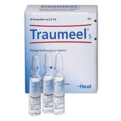 Traumeel-Amps