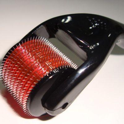 540-Fine-Titanium-Dermaroller-Micro-Needle-Derma-Roller