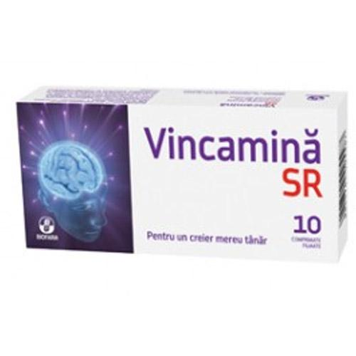 Vincamine Sr 30 Mg Oxybral Extended Release Brain Booster